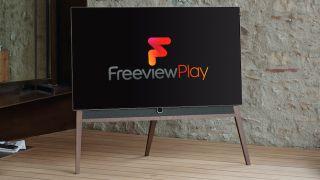 Loewe Freeview TV