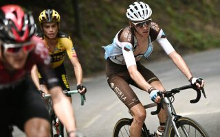 AG2R La Mondiale's Romain Bardet rode strongly at the 2020 Critérium du Dauphiné, and finished sixth overall