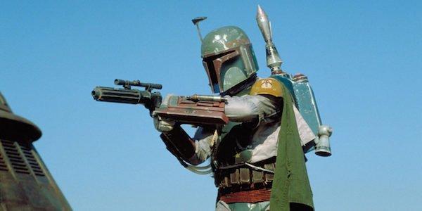 Boba Fett in Star War: Return of the Jedi