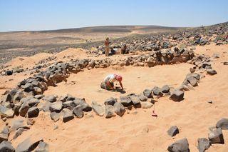 Jebel Qurma tombs