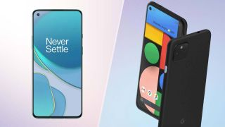 OnePlus 8T vs. Google Pixel 5