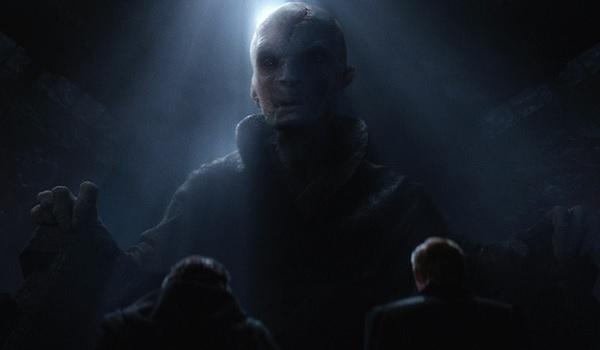 Star Wars: The Force Awakens Grand Leader Snoke