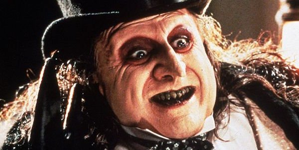 Danny DeVito as Penguin in Batman Returns