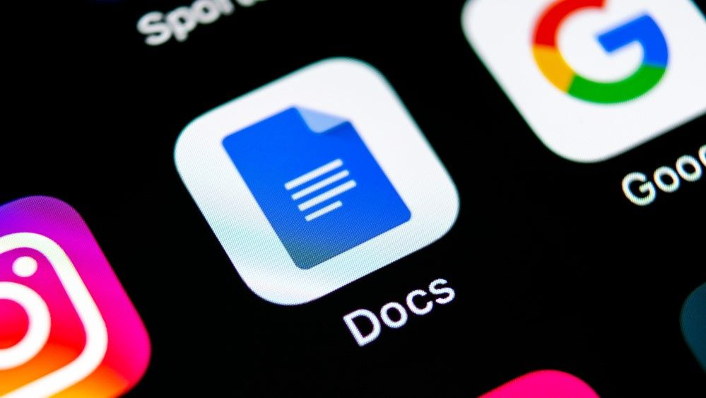 Google Docs now shows a live word count – at long last