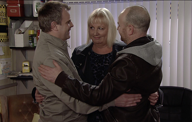 Coronation Street Spoilers: Eileen Grimshaw gets a warm welcome back to work