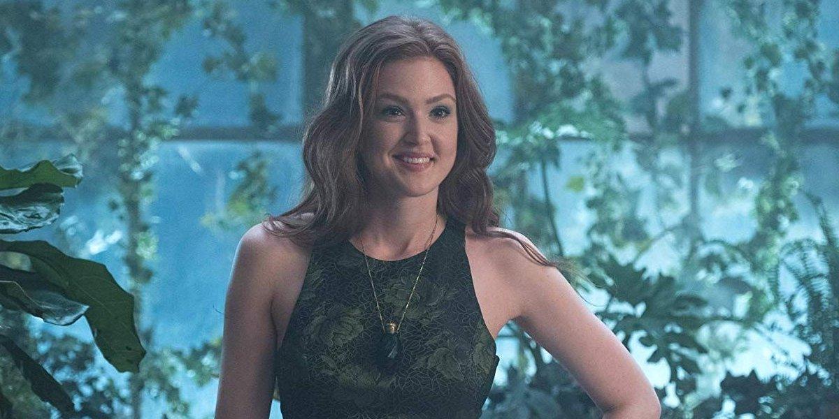 Maggie Geha on Gotham