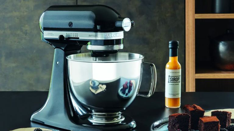 KitchenAid starry nights artisan food mixer
