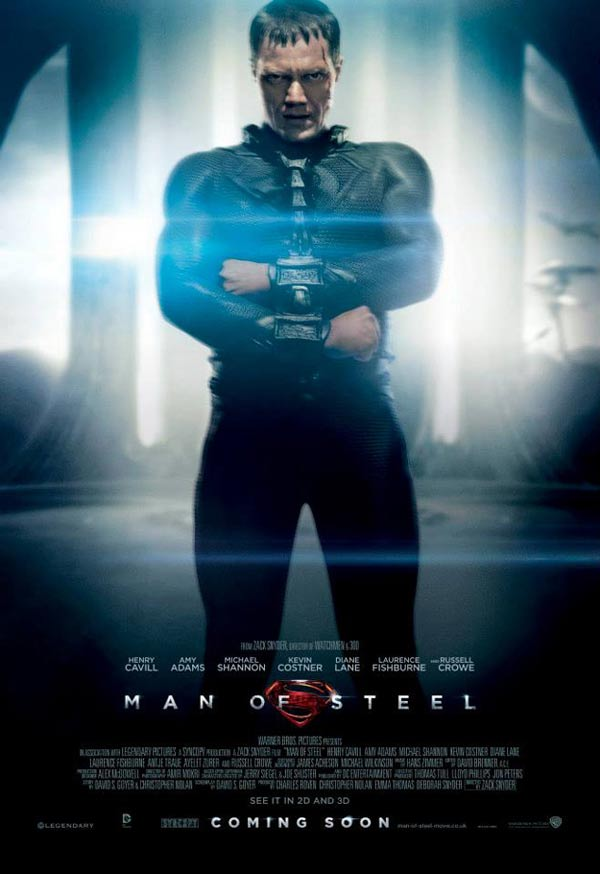 Zod character poster