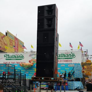 KV2 Supplies Sound for Nathan's July Fourth Tradition