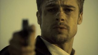 Se7en movie Brad Pitt