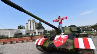 Red Star tank