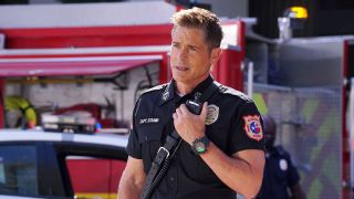 Rob Lowe in Fox's '9-1-1: Lone Star'