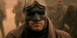 Zack Snyder's Latest Tease For The Snyder Cut Is All About Batman's Knightmare