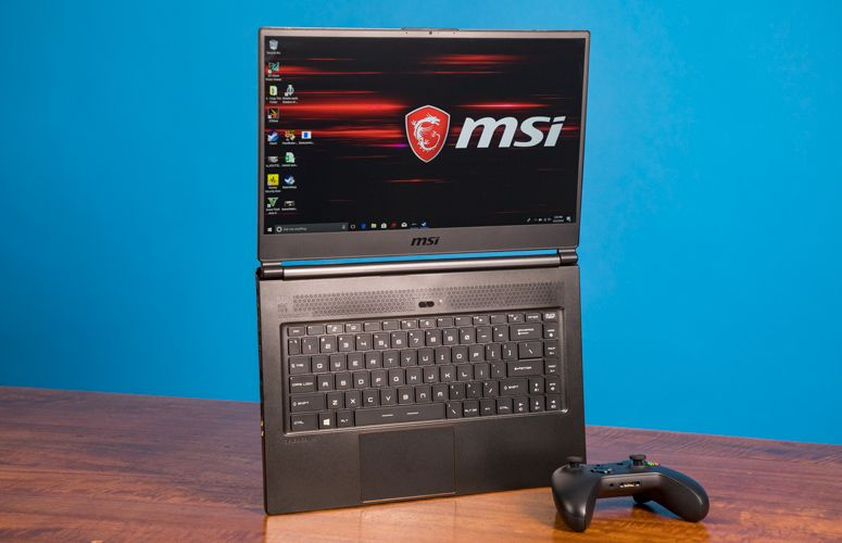 Msi Gs65 Stealth Thin Full Review And Benchmarks Laptop Mag