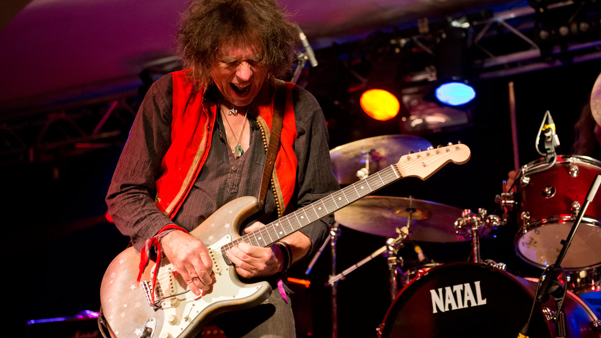 Bernie Tormé, guitarist for Gillan and Ozzy Osbourne, dies aged 66