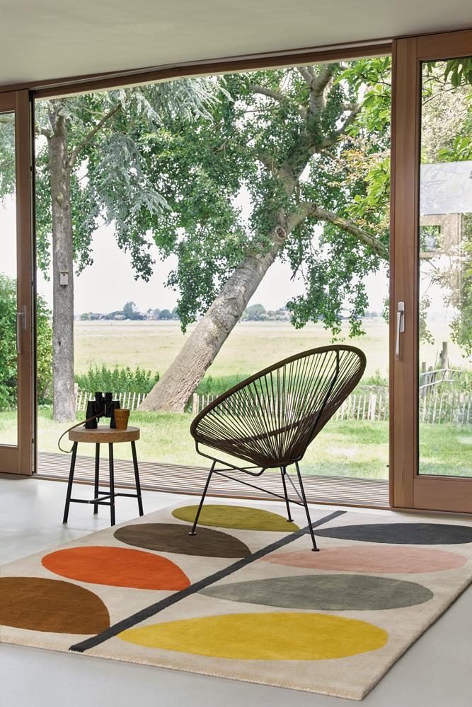 Orla Kiely Prints For Your Floors