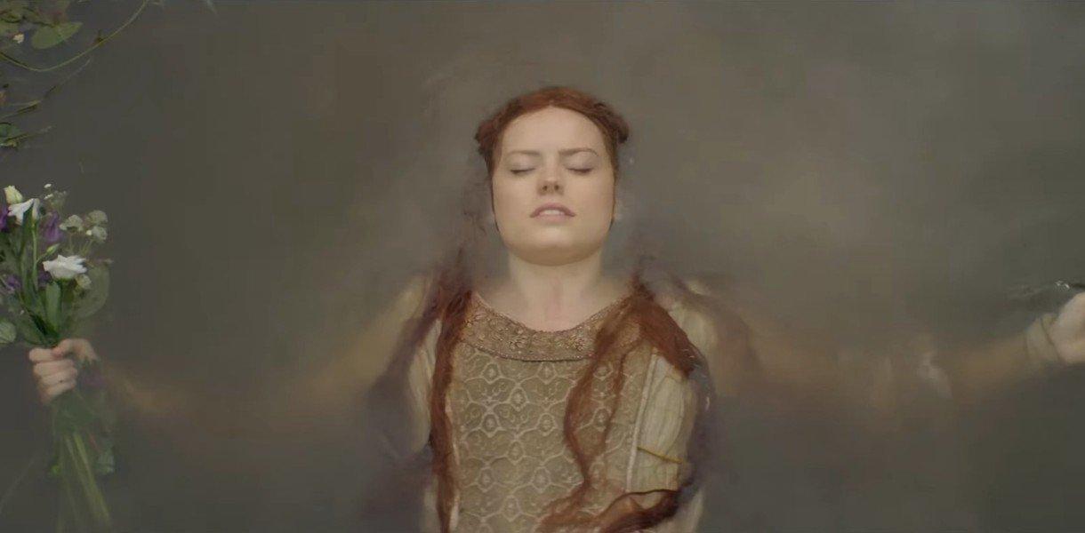 Daisy Ridley - Ophelia