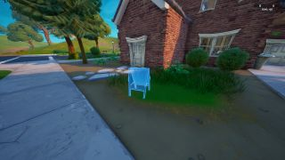 Fortnite place welcome signs Pleasant Park Lazy Lake