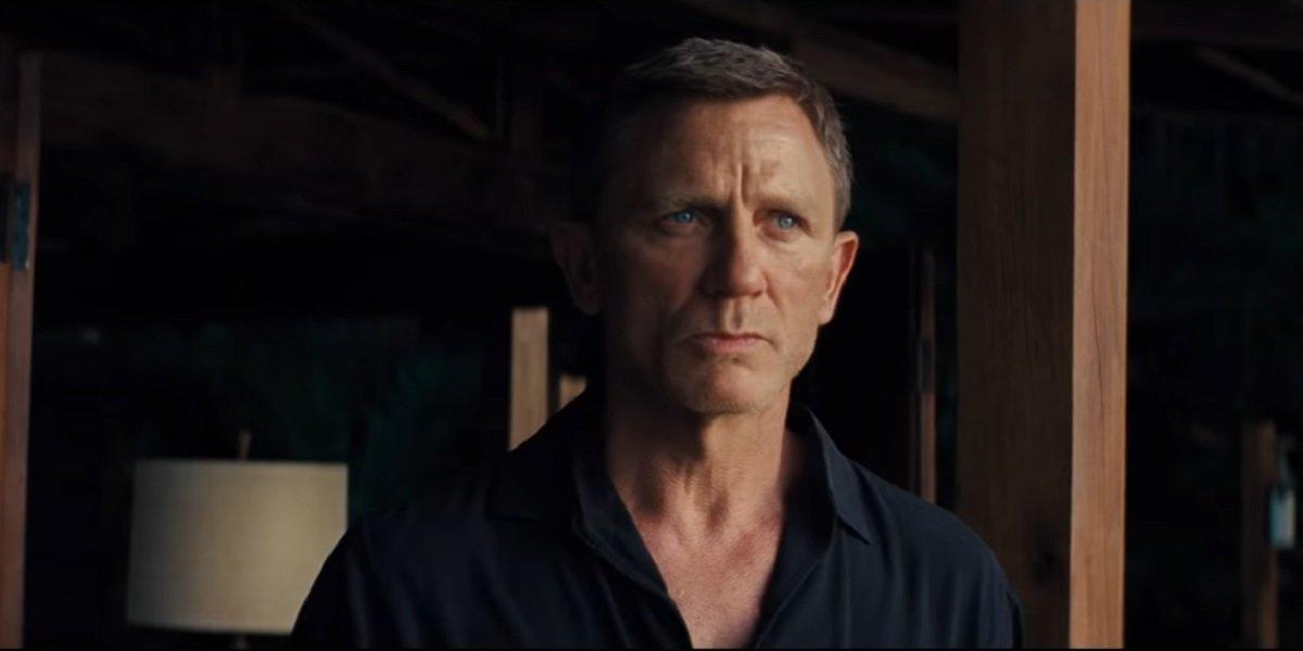 No Time To Die-Daniel Craig-James Bond