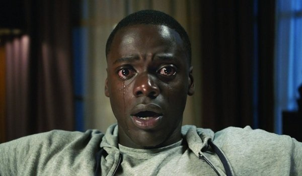Get Out Daniel Kaluuya Chris tears up in his trance