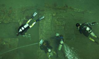 captain morgan's shipwreck