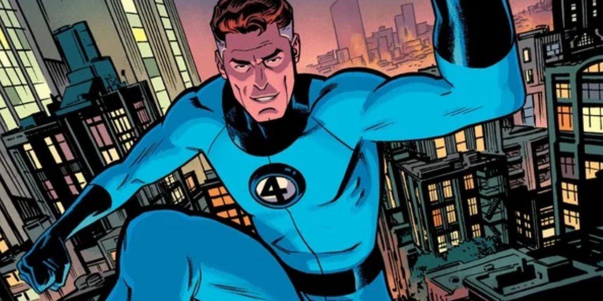 Mister Fantastic from Fantastic Four