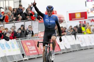 NTT's Ben O'Connor wins stage 4 of the 2020 Etoile de Besseges at Le Mont Bouquet