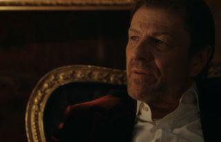 Sean Bean as Mr. Wilford in Snowpiercer Season 2