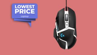 Logitech G502 Hero $39 in Cyber Monday Deal
