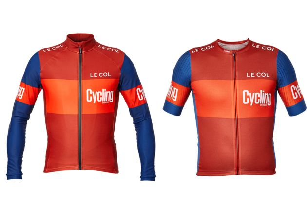Cycling Weekly partners with Le Col to launch new custom kit ... fb9de20c1
