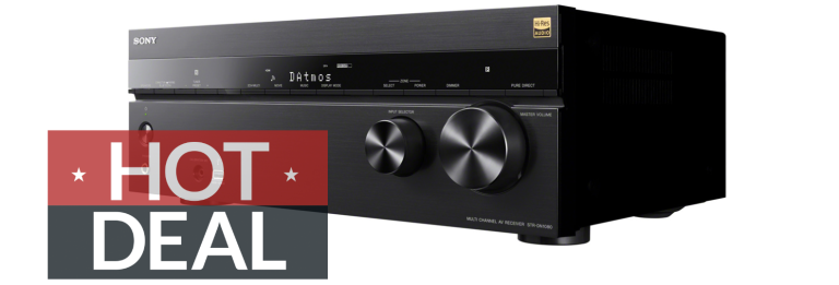 Sony 7.2 Channel Dolby Atmos AV system Walmart Cyber Monday deals