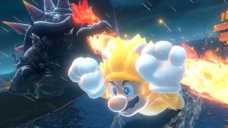 Super Mario Bros. 3D World + Bowser's Fury