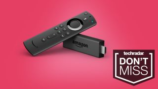 The Amazon Fire TV Stick gets a 50% discount for Black