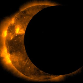 Solar eclipse of May 20, 2012.