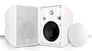 Crestron Saros In-Ceiling Speakers