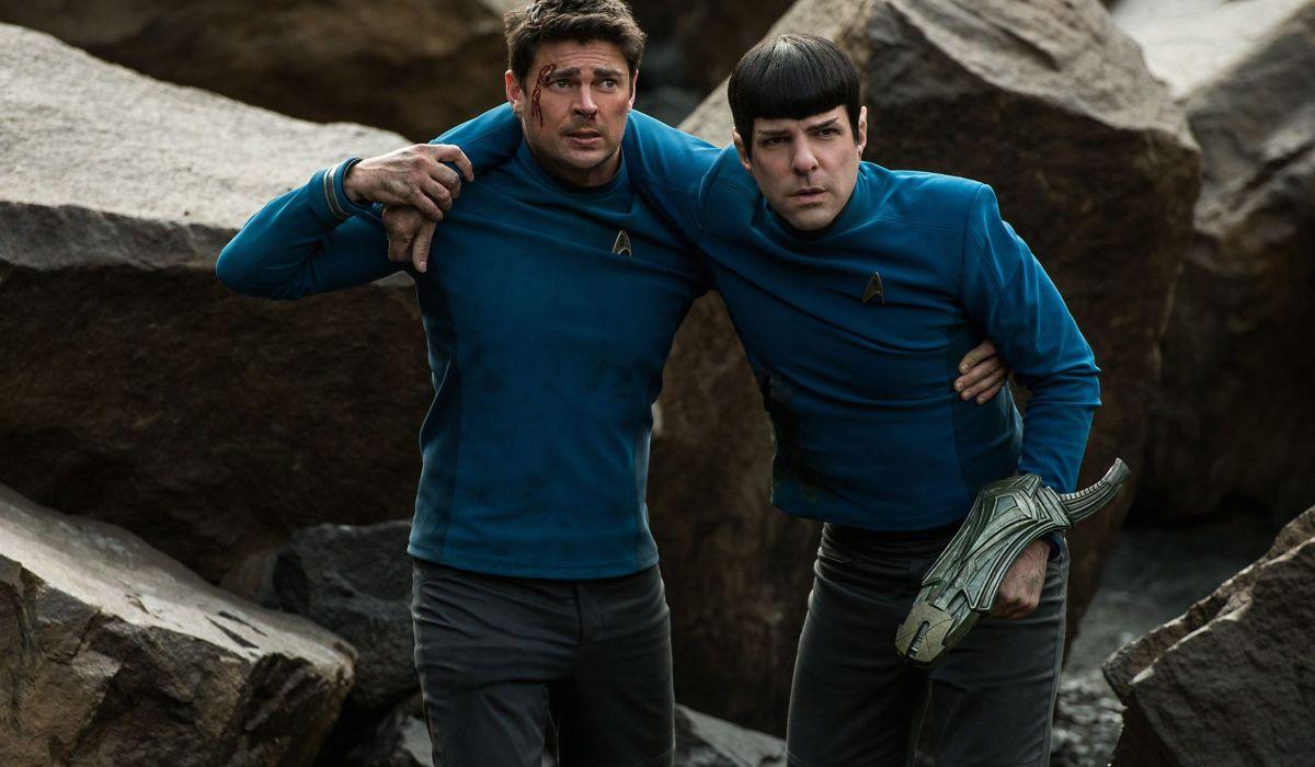 Star Trek: The Motion Picture Crew