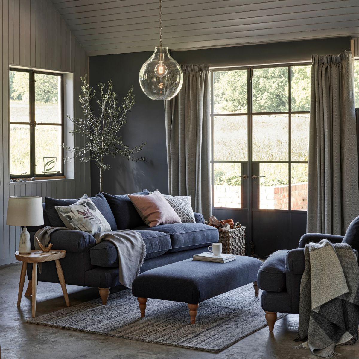 Grey living room ideas 22 gorgeous ways to inspire your