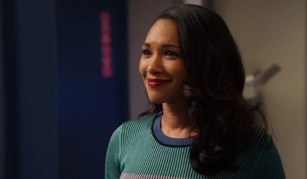 Iris West The Flash The CW