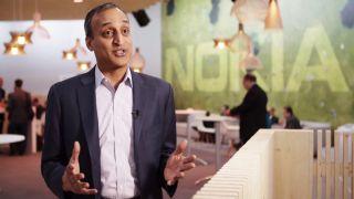 Nokia's software business head, Bhaskar Gorti