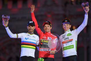 Primoz Roglic won the 2019 Vuelta a Espana