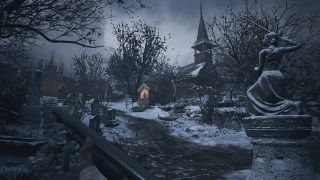 Resident Evil Village at 720p