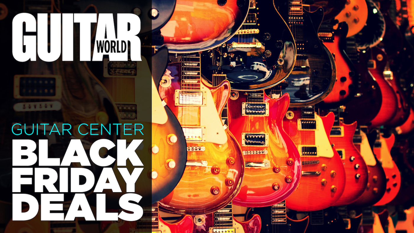 Guitar Center Black Friday 2020: Live updates and the best Guitar Center deals too epic to miss