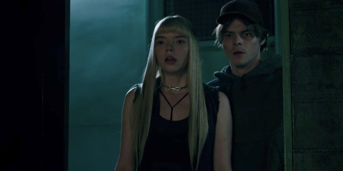 Anya Taylor-Joy and Charlie Heaton in The New Mutants