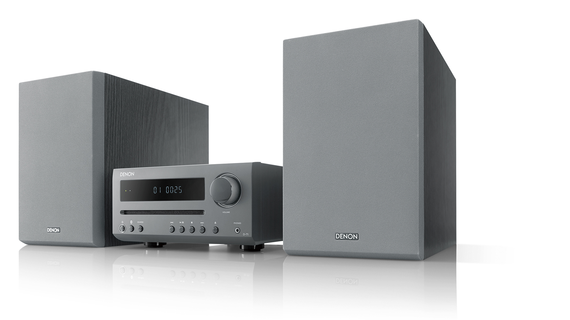Denon Dt 1 Microsystem Available Now For 269 What Hi Fi
