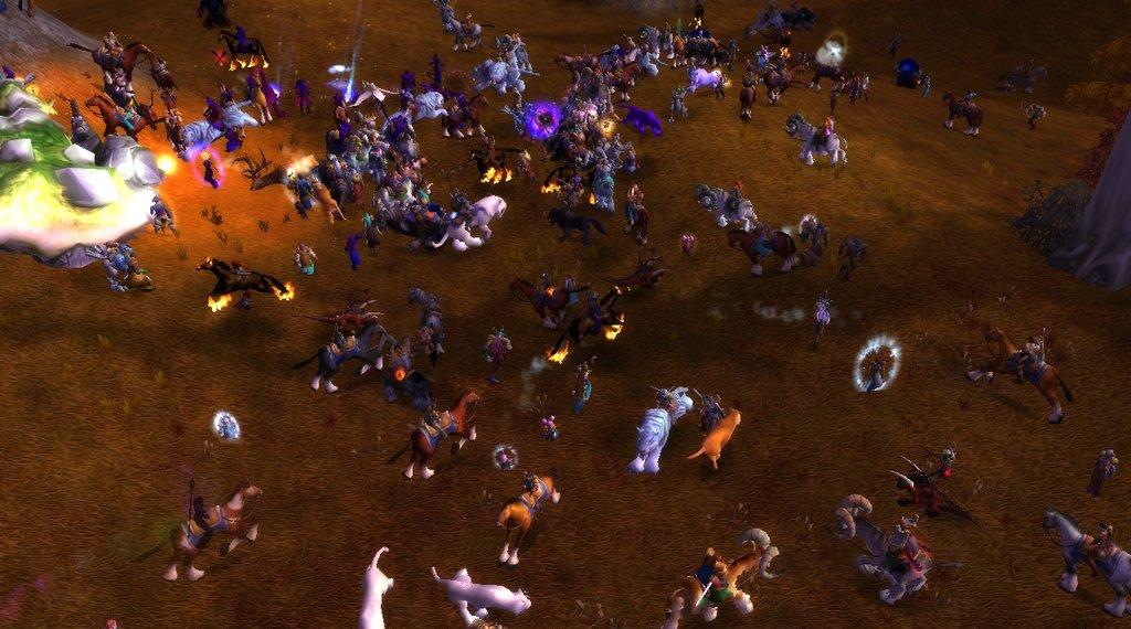 Nostalrius team make announcement over Blizzard meeting | PC Gamer