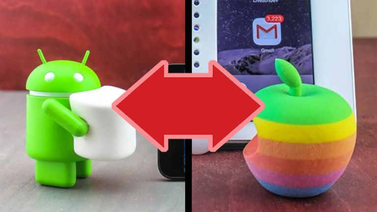 How to switch from iOS to Android and vice versa | T3