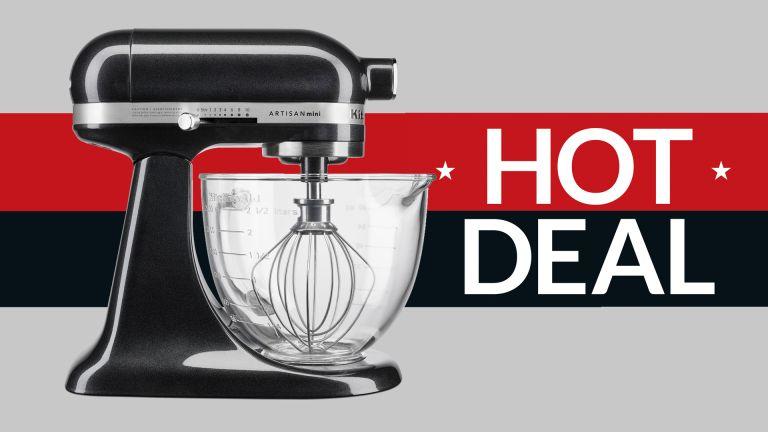 KitchenAid stand mixer deals