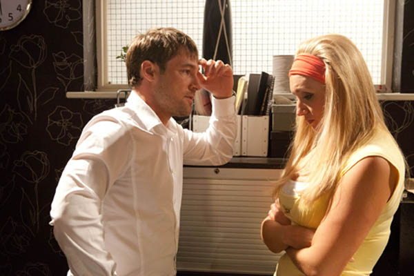 Corrie's Marc: 'Move over Eva, I want your mum!'