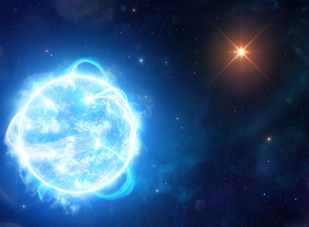 Some of the universe's stars have gone missing. But where did they go?