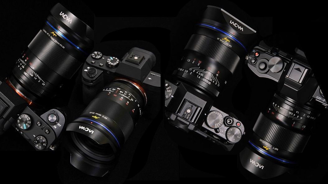 Four f/0.95 lenses unleashed by Laowa